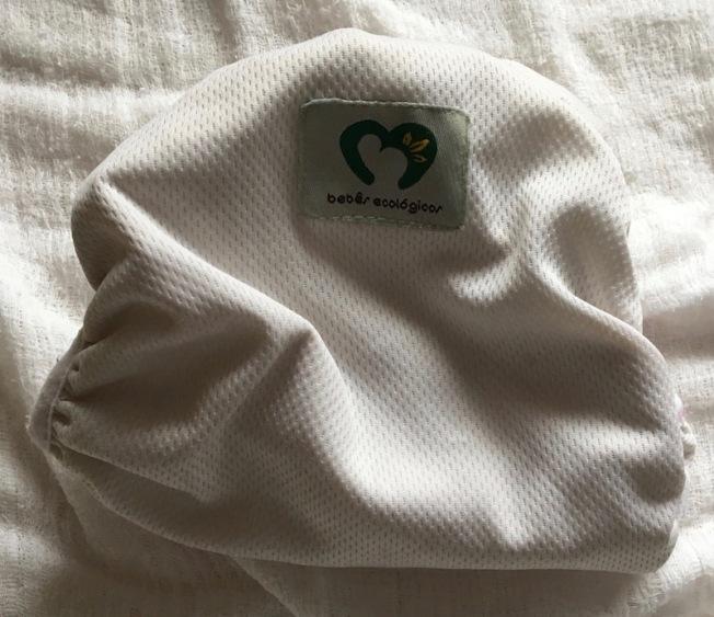 Capa anti-vazamento da Bebês Ecológicos